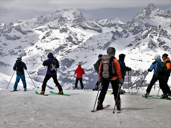 kurtka narciarska puchowa męska z kapturem