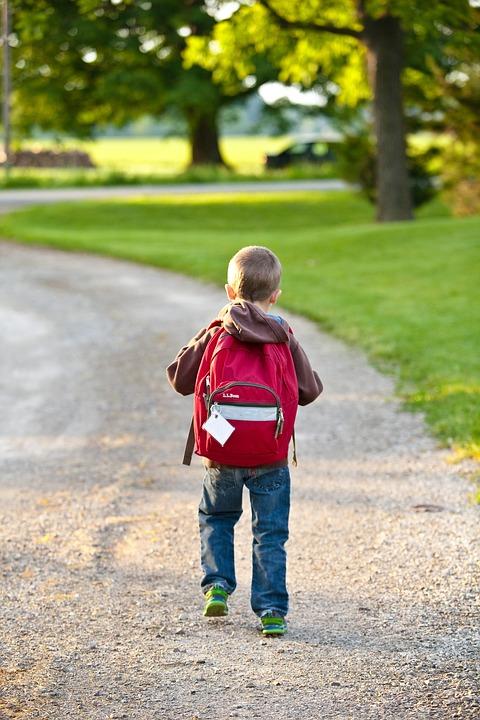 pojemny plecak szkolny dla chłopca