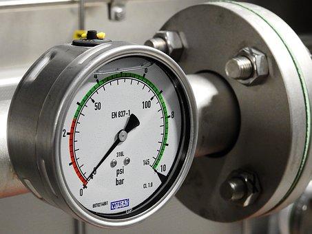 kompensator ciśnienia